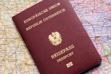 پناهندگی در اتریش
